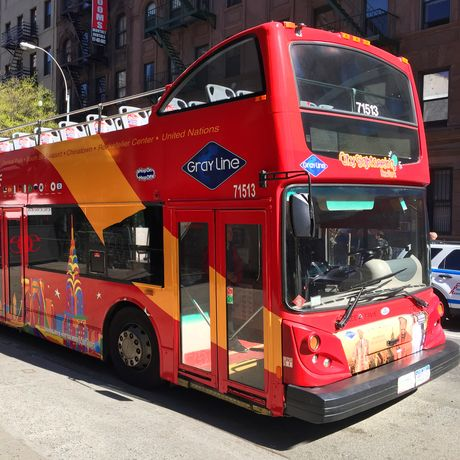 Impression Grayline Sightseeing New York