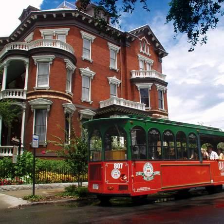 Old Town Trolley Tour Savannah