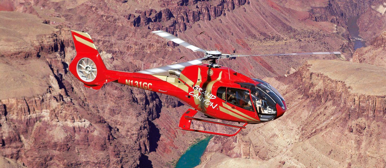 Unterwegs mit Papillon Helicopters