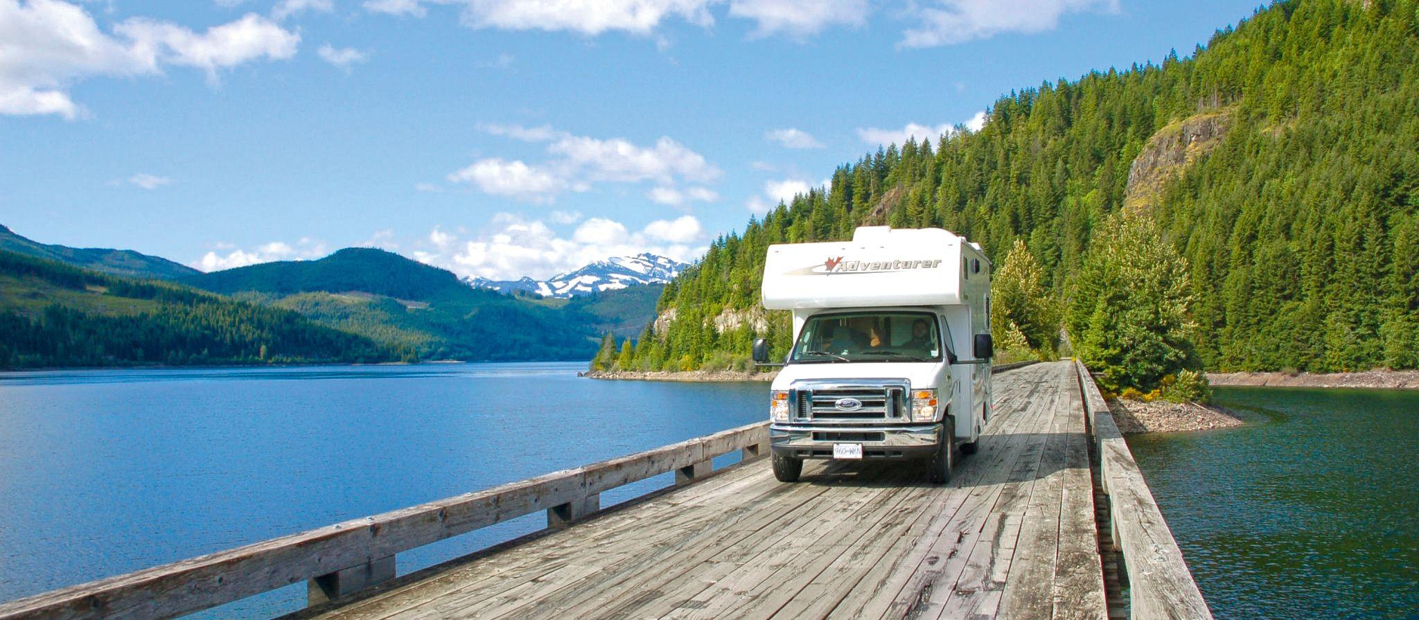Wohnmobil in Kanada mieten & individuell reisen  CANUSA