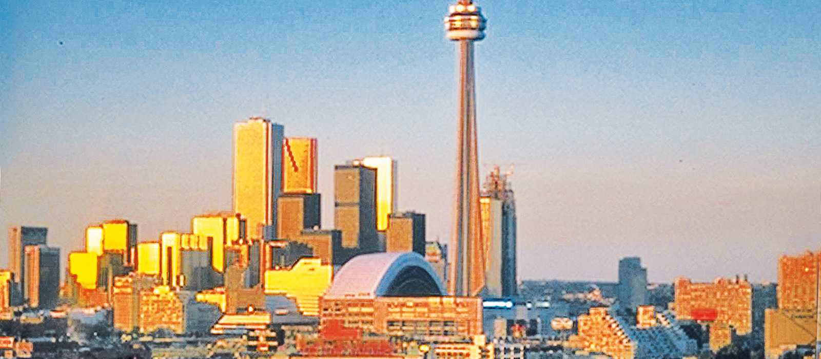 Toronto mit CN Tower