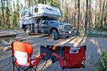Auf dem Campground