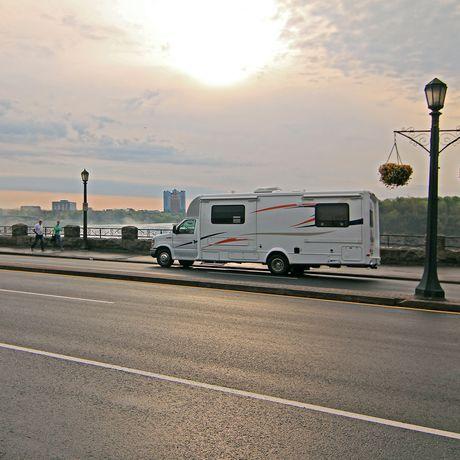 Mit CanaDream an den Niagara-Faellen