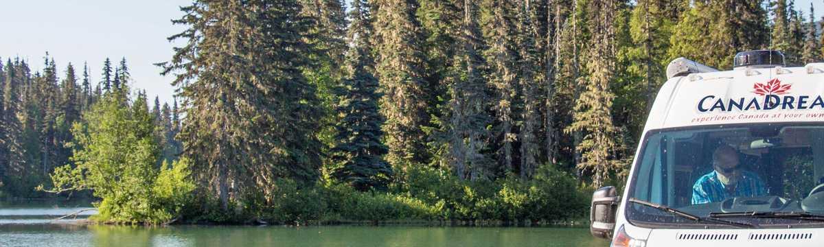 Campingplätze für Ihre Kanada Wohnmobilreise buchen! | CANUSA