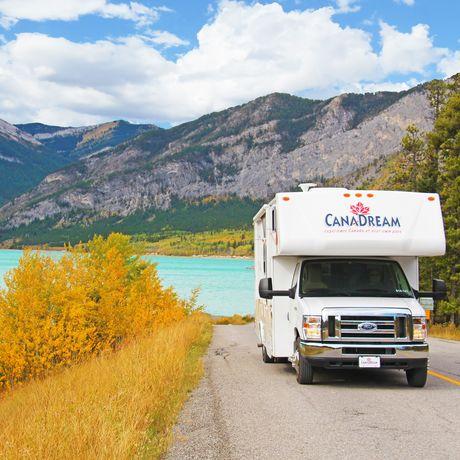Canadream Wohnwagen in Kananaskis, Alberta