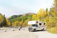 Die Rockies im Herbst