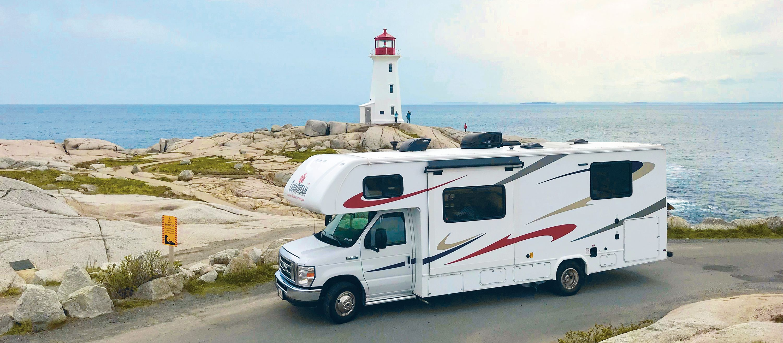 Atlantik-Kanada Wohnmobil
