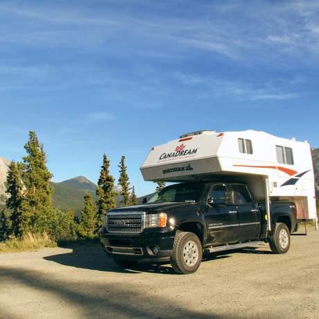 Impression Truck Camper A