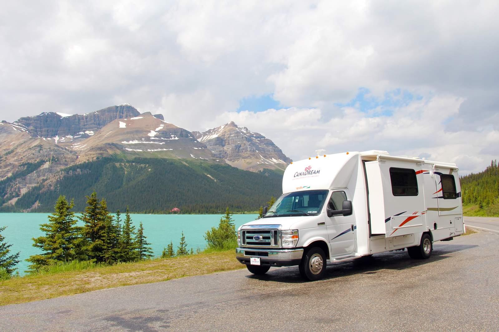 Super Van Conversion Am Bow Lake