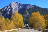 Herbstferien in den Rockies