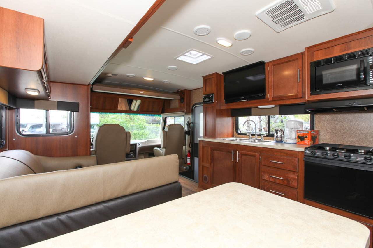Wohnmobile Kanada Fraserway Rv Motorhome A 30 Canusa