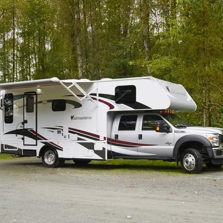 Wohnmobile Kanada Fraserway Rv Motorhome A 31 Rollstuhl