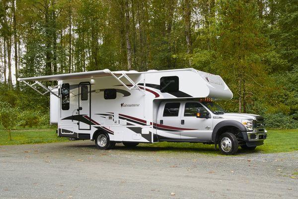 Wohnmobile Kanada Fraserway Rv Adventurer 4 Diesel