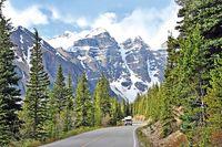 Das Tor zu den Rockies