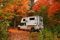 Wunderschöne Herbststimmung