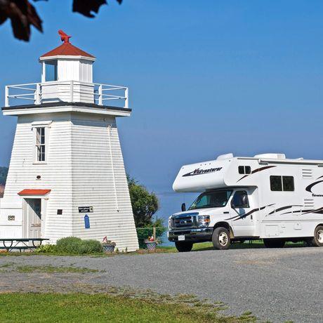 Mit Fraserway unterwegs in Nova Scotia