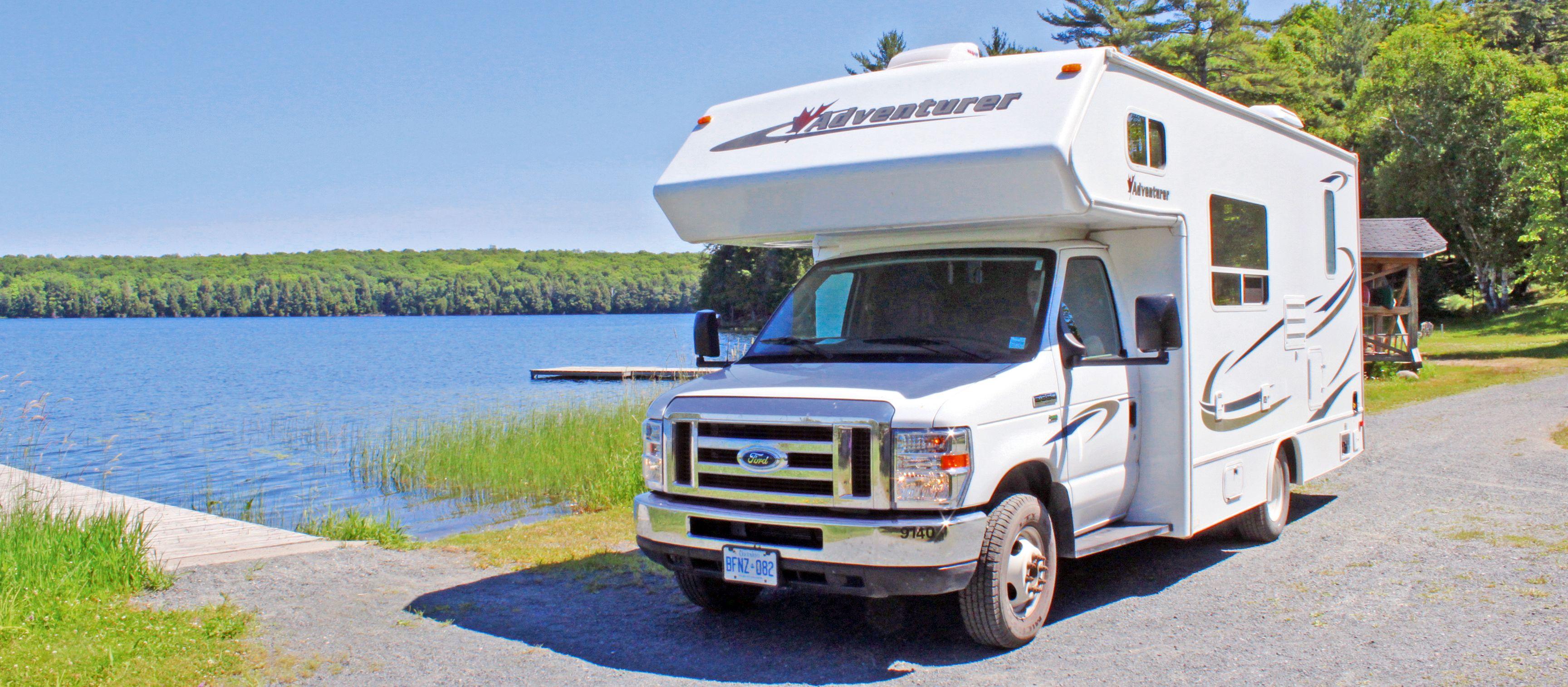 Brownlee Lake Campground