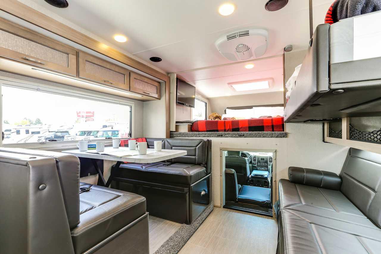 Wohnmobile Kanada, Fraserway RV: Overlander | CANUSA