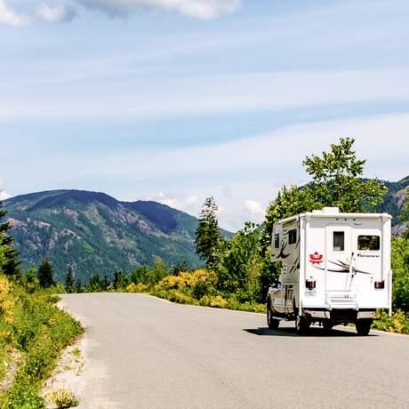 Truck Camper von Fraserway