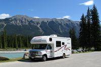 Rockies im Indian Summer