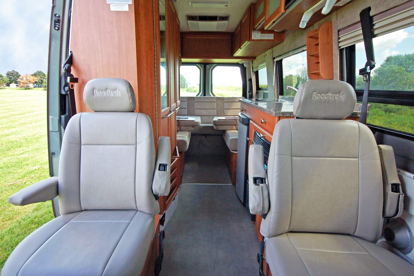 RS 22 Diesel Sprinter Van Conversion