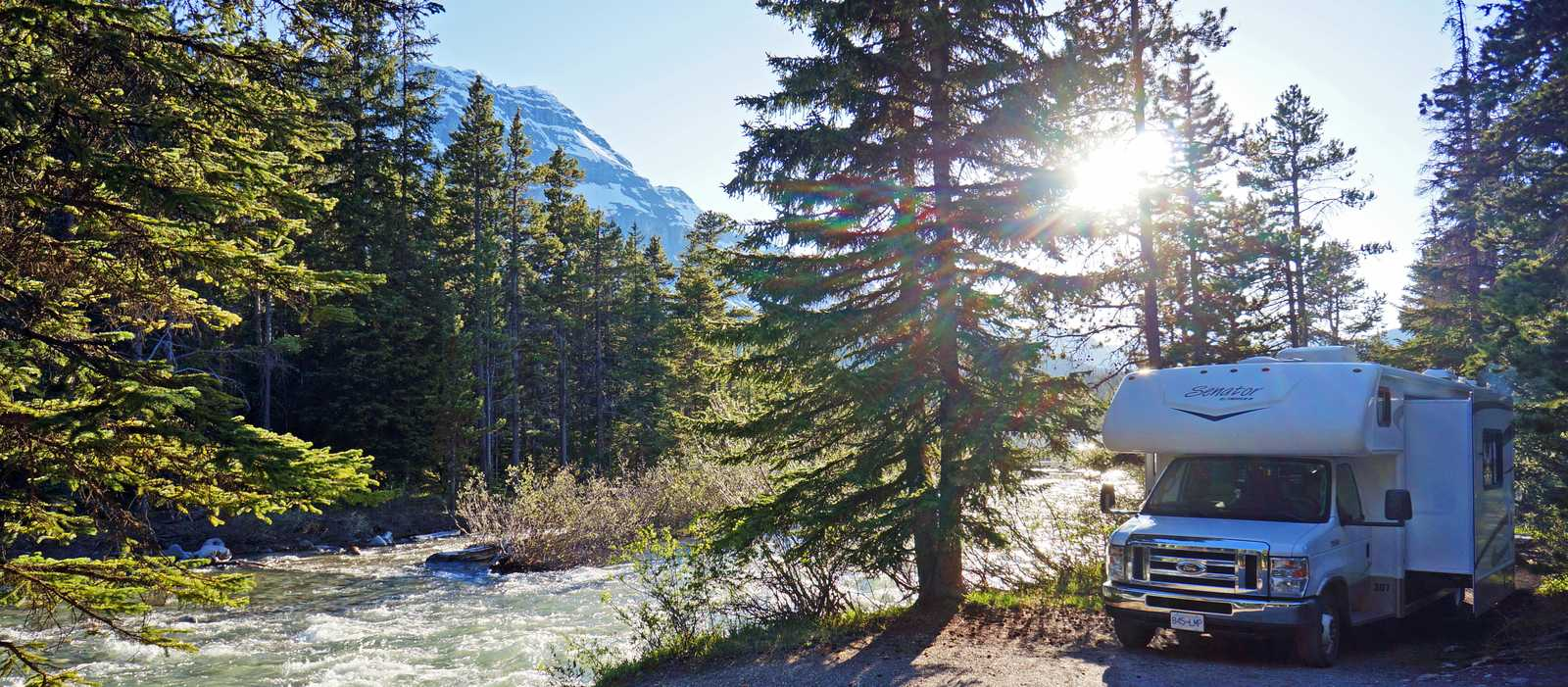 Campground Mosquito Creek