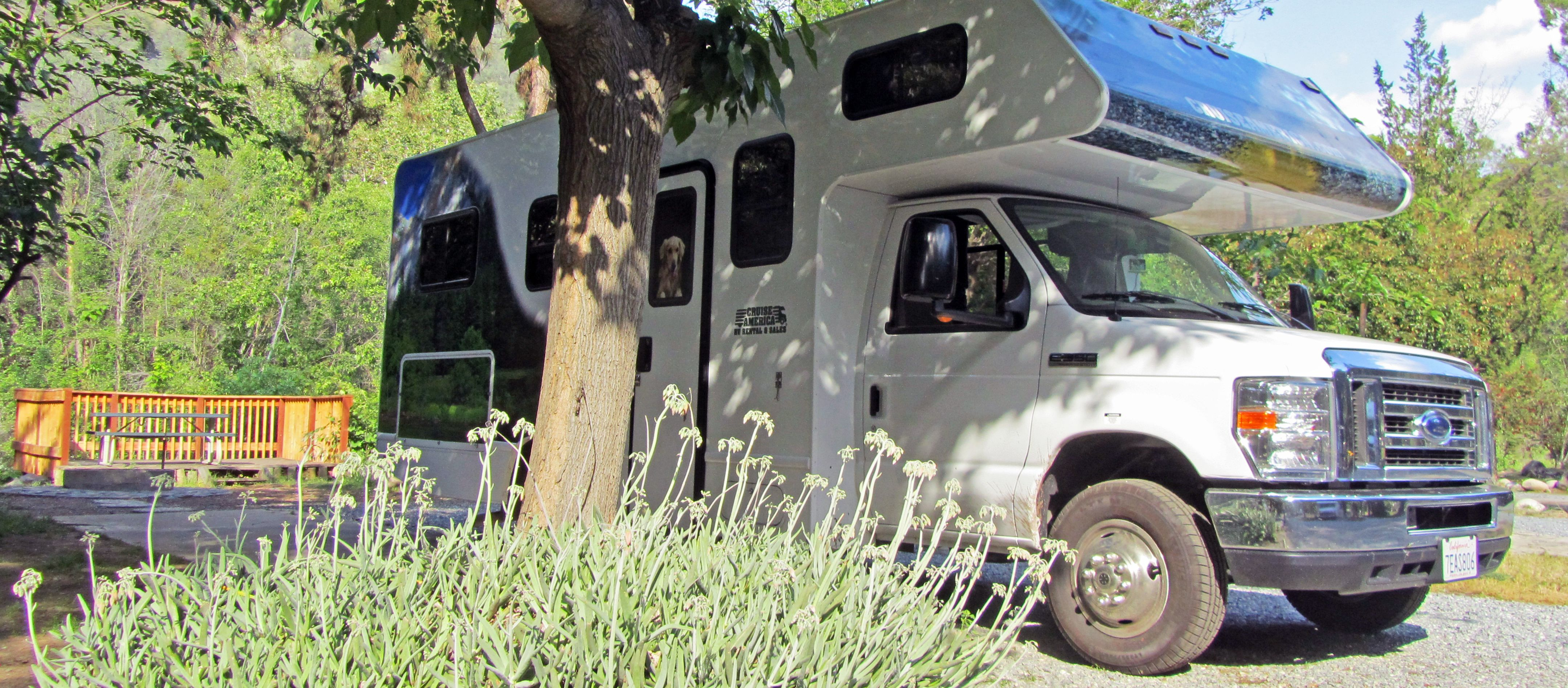 Campground Sequoia RV Ranch