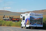 Yellowstone im Mai und Juni