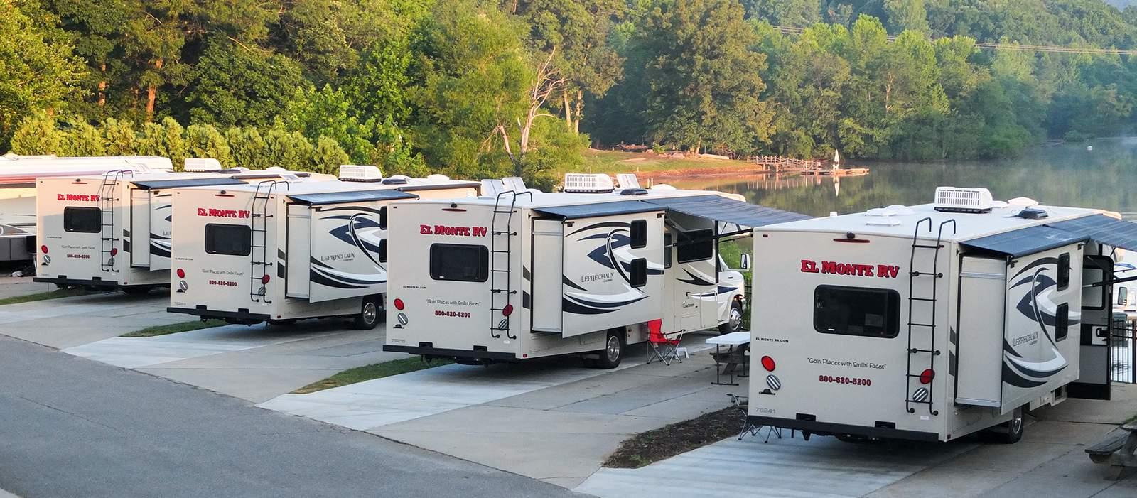 FS 31 Wohnmobile von El Monte RV