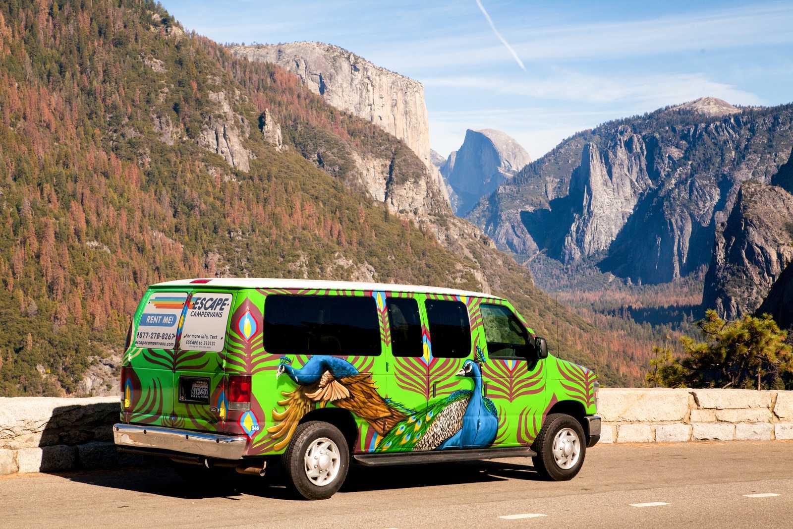Wohnmobile Usa Escape Campervans Mavericks Ford E150