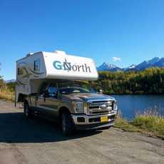Truck Camper 4x4 Aussenansicht