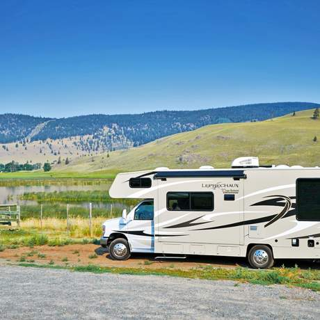Mit Road Bear RV unterwegs in British Columbia
