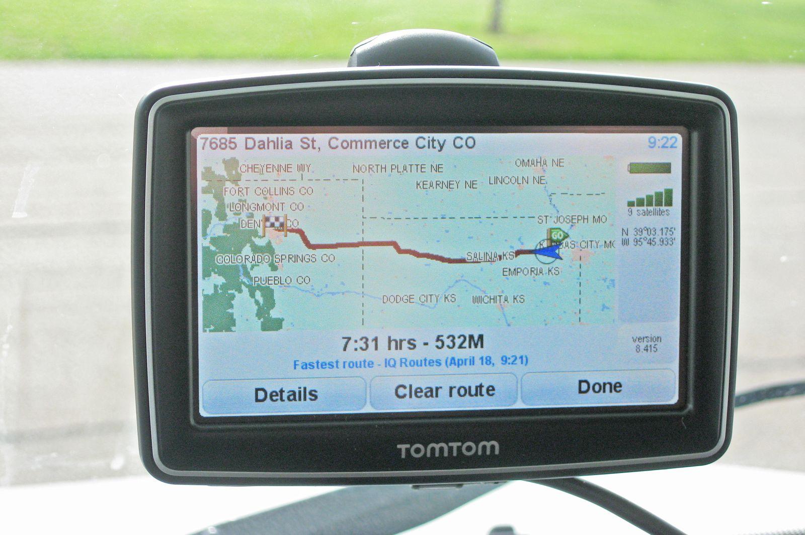 Zubehoer: Navigation