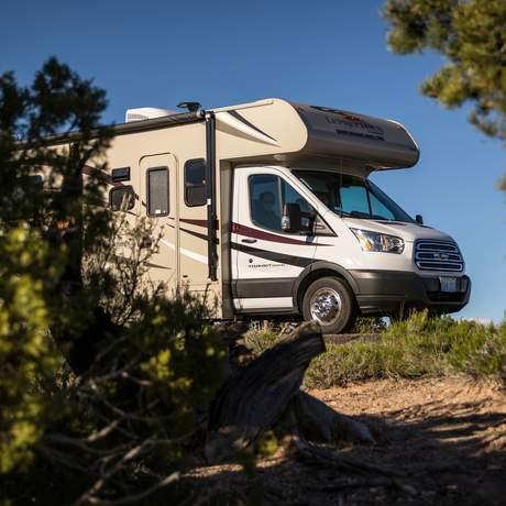 Unterwegs mit dem Road Bear C20-23 in Utah