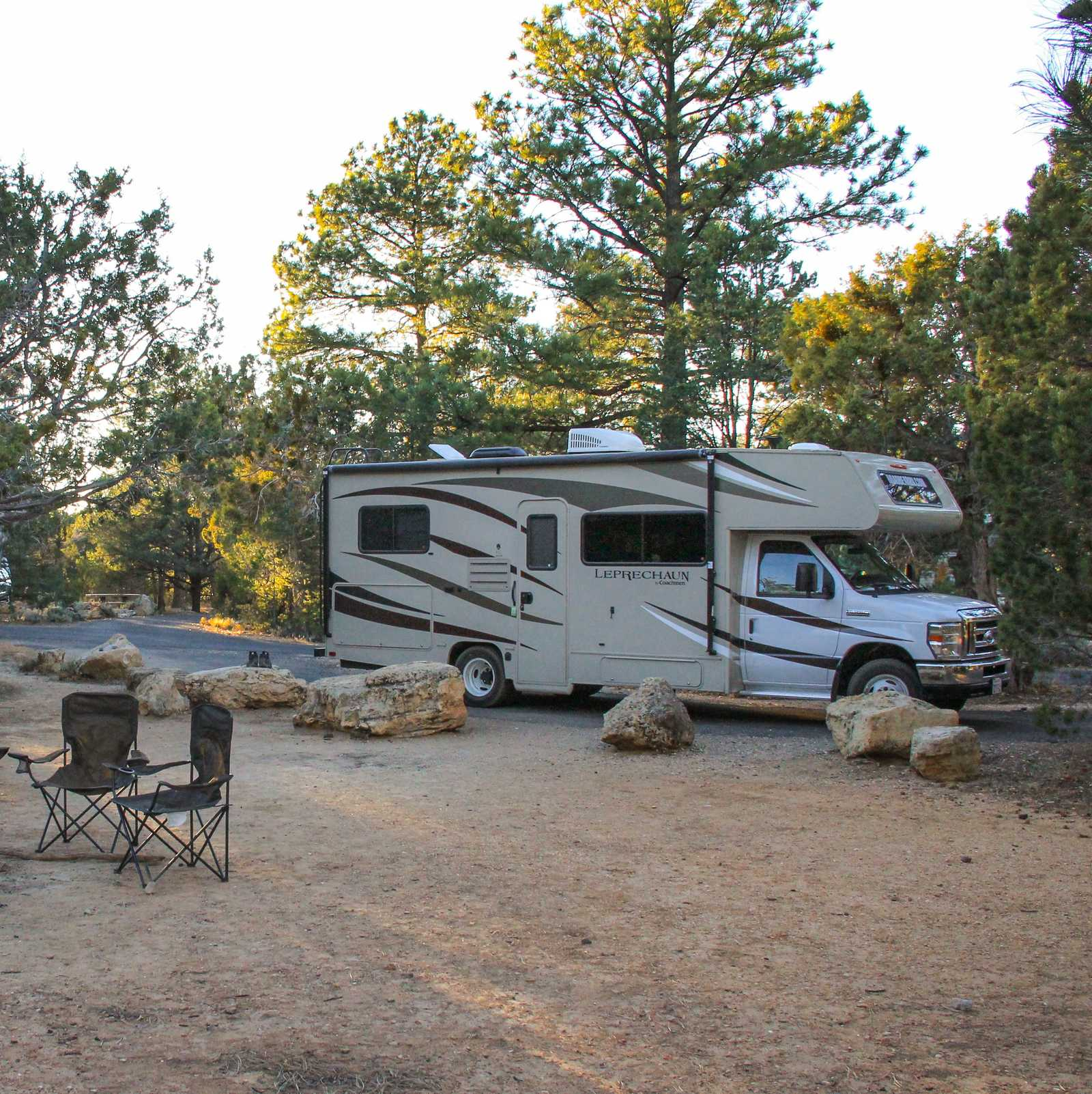 Mather Campground #Site 92