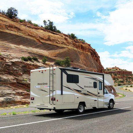 Aussenansicht des Taurus im Bryce Canyon Nationalpark