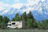 Im Wohnmobil in den Rockies