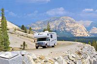 Rocky Mountains im Juni
