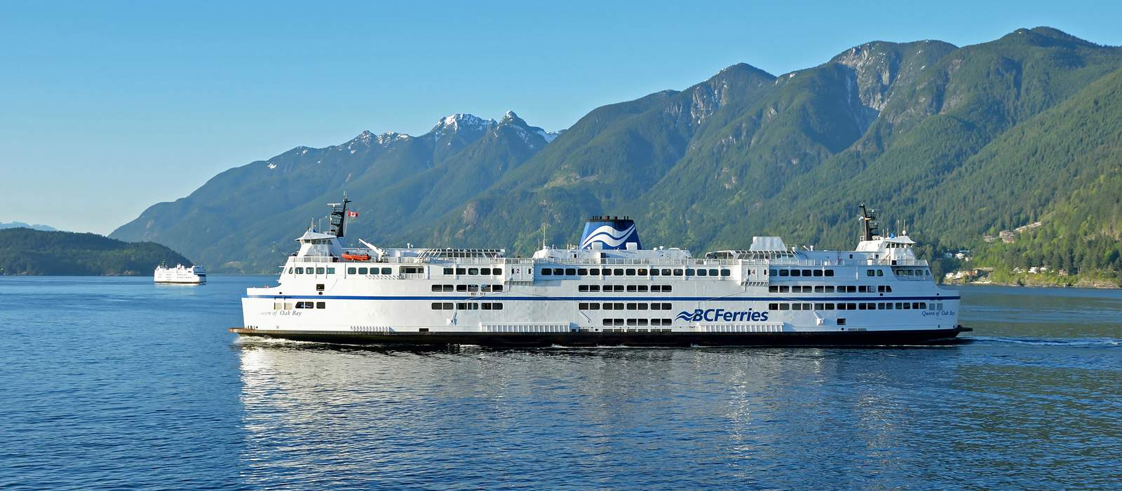 Queen of Oak Bay der BC Ferries
