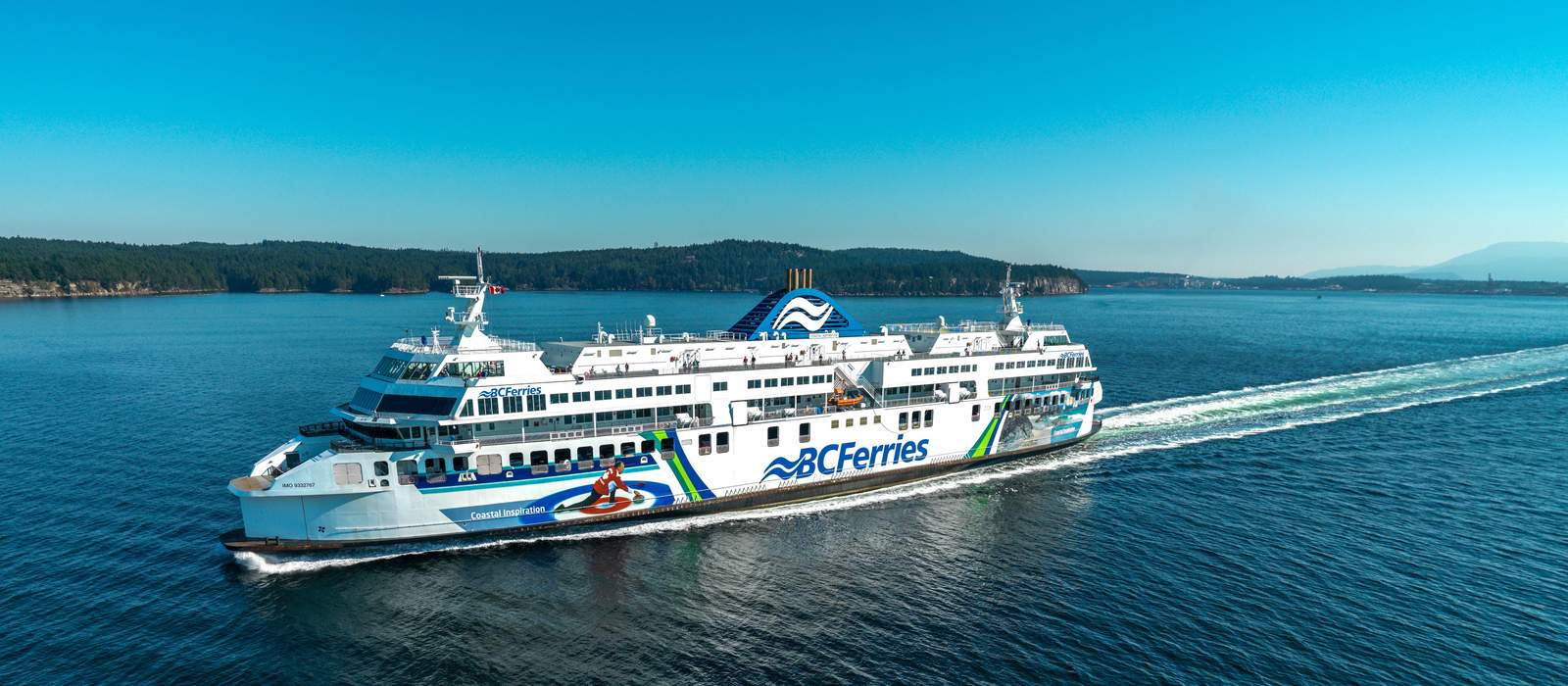 Coastal Inspiration der BC Ferries