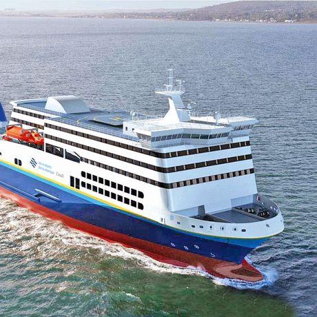 Modellzeichnung MV Blue Puttees/MV Highlanders