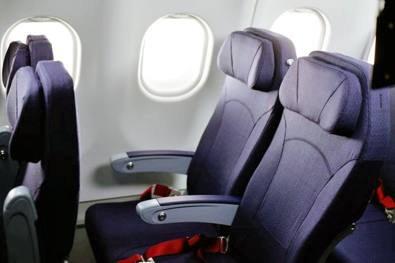 Air Berlin Sitze