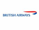 Das Logo von British Airways