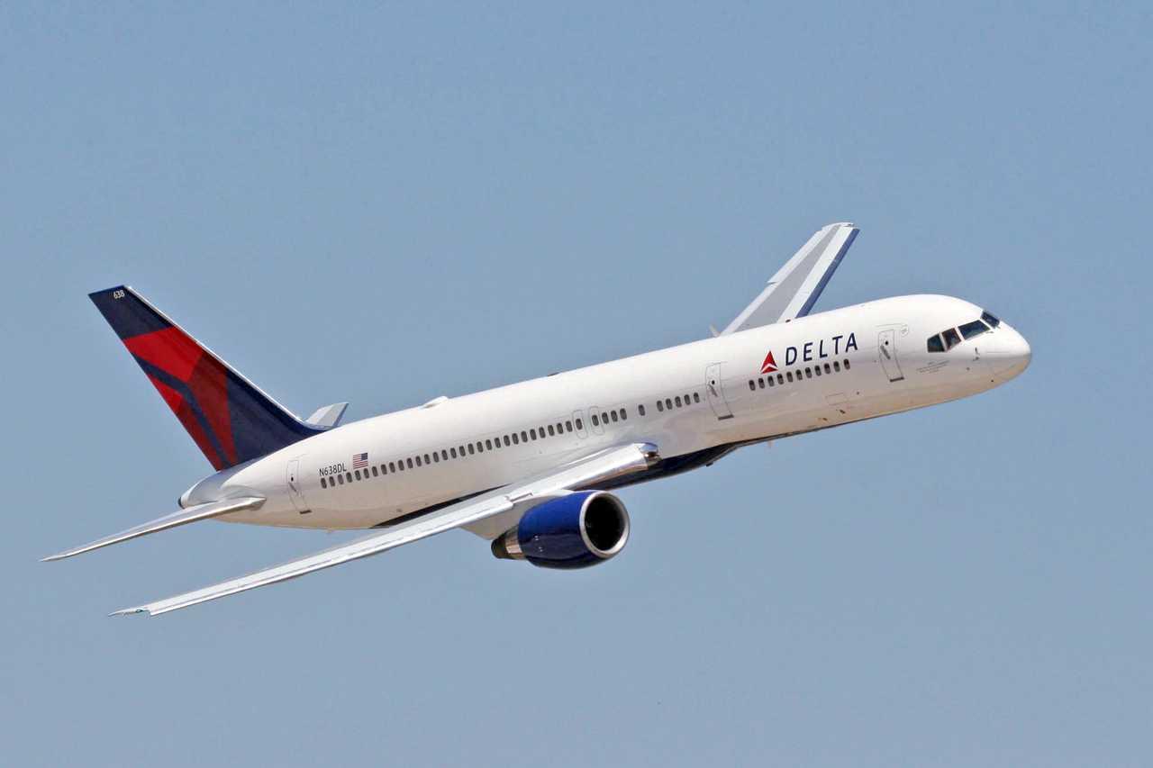 Mit Delta Air Lines In Die Usa Canusa
