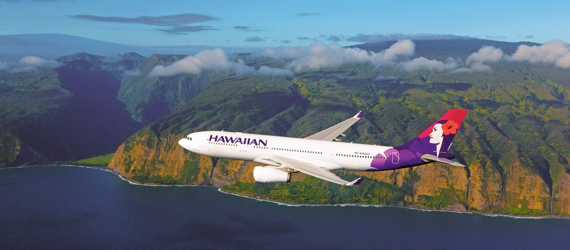 Impression Hawaiian Airlines