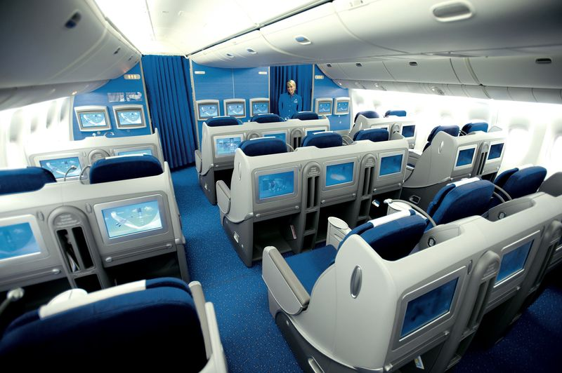 Related Keywords Suggestions For Klm 777 Interior