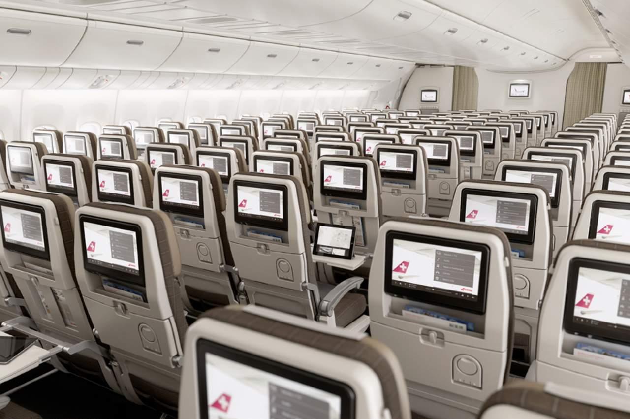 Mit Swiss International Airlines Nach Nordamerika Canusa