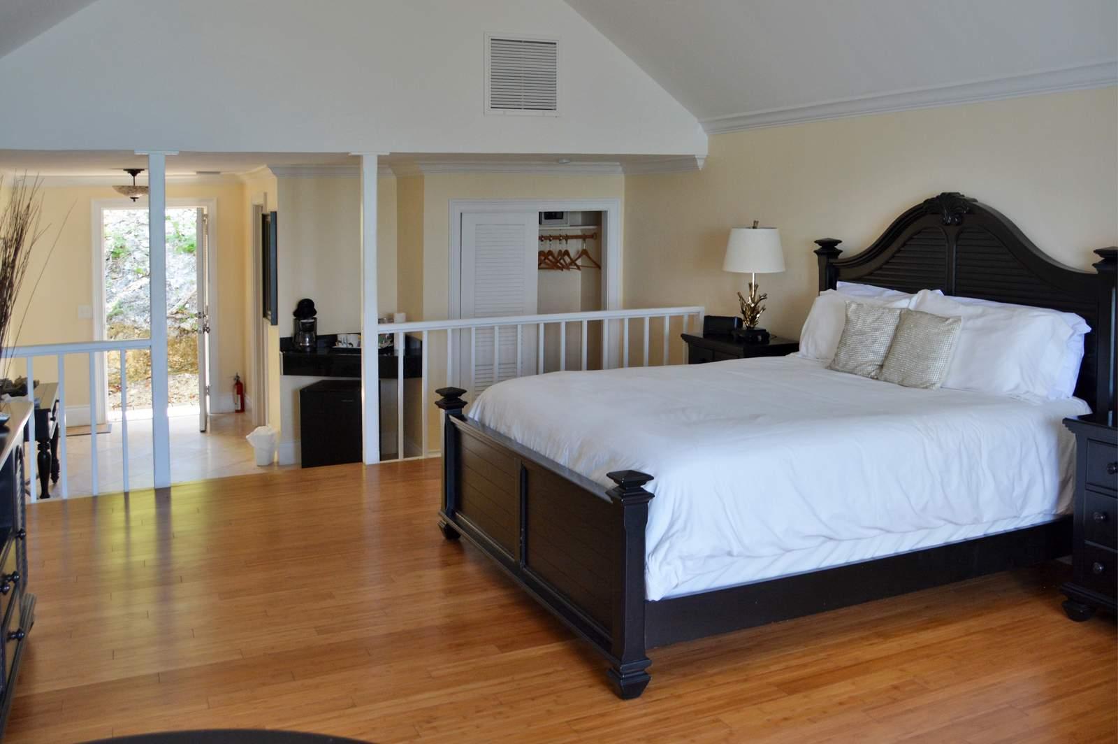 Bluff House****, Beispiel Suiten
