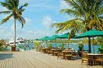 Promenade auf Abaco Bahamas