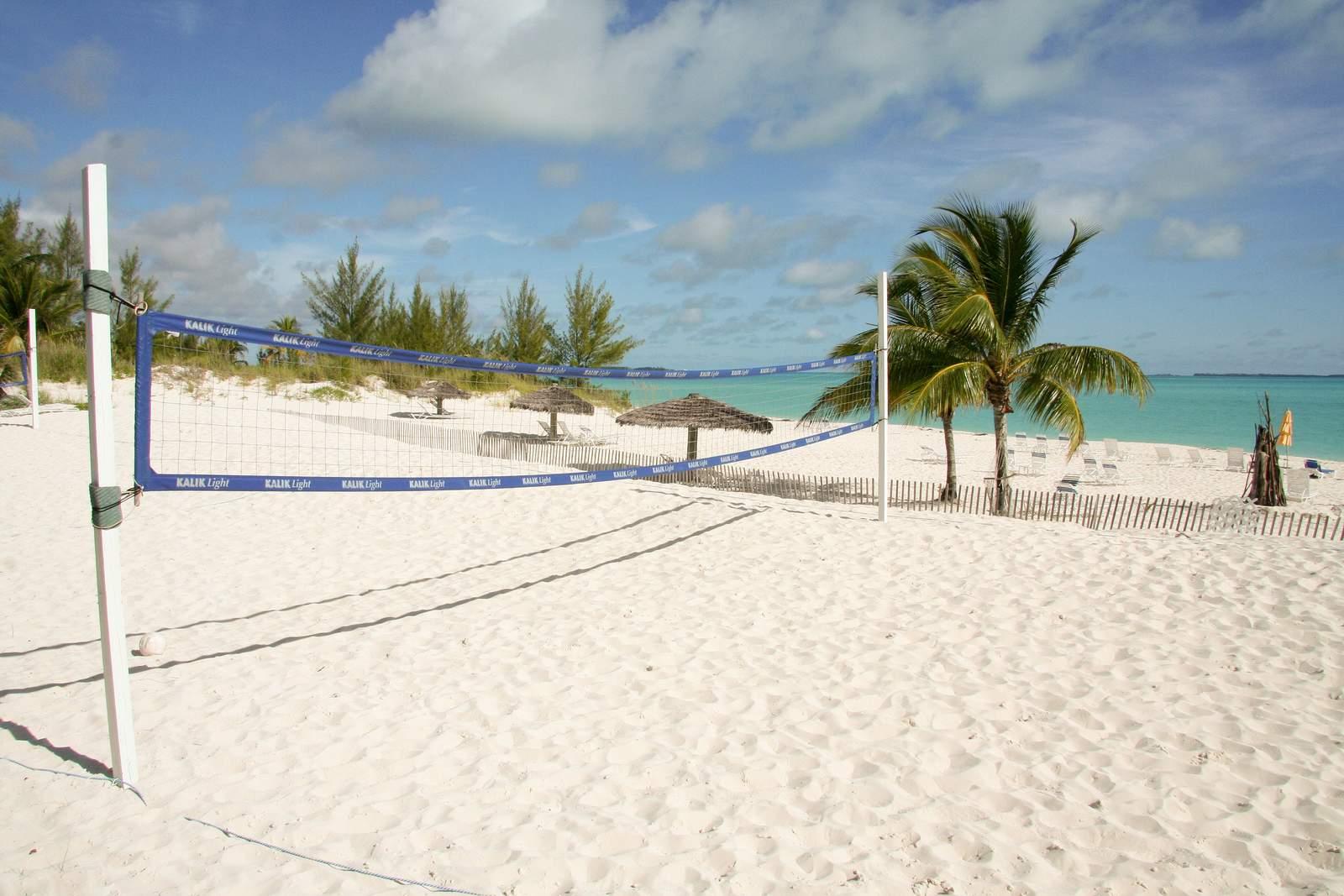 Strand beim Treasure Cay*** auf Abaco